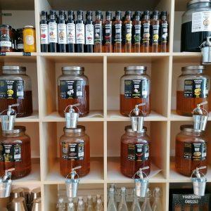 Oils, Sauces & Vinegars