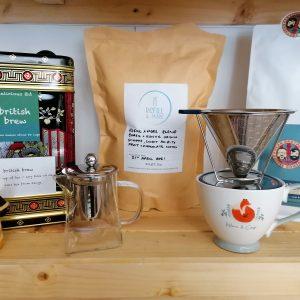 Tea, Coffee & Honey