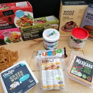 Gluten Free & Vegan