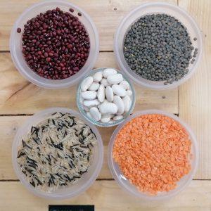 Beans, Pulses & Lentils