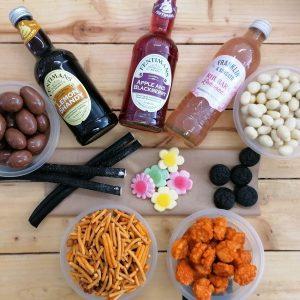 Confectionary, Snacks & Pop